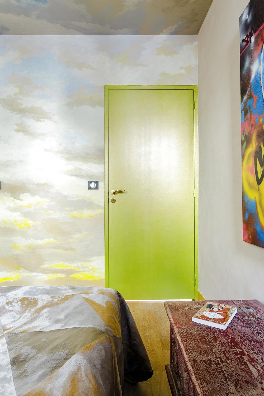 B3R2 Montorgueil Bedroom 4 - B3R2 Design